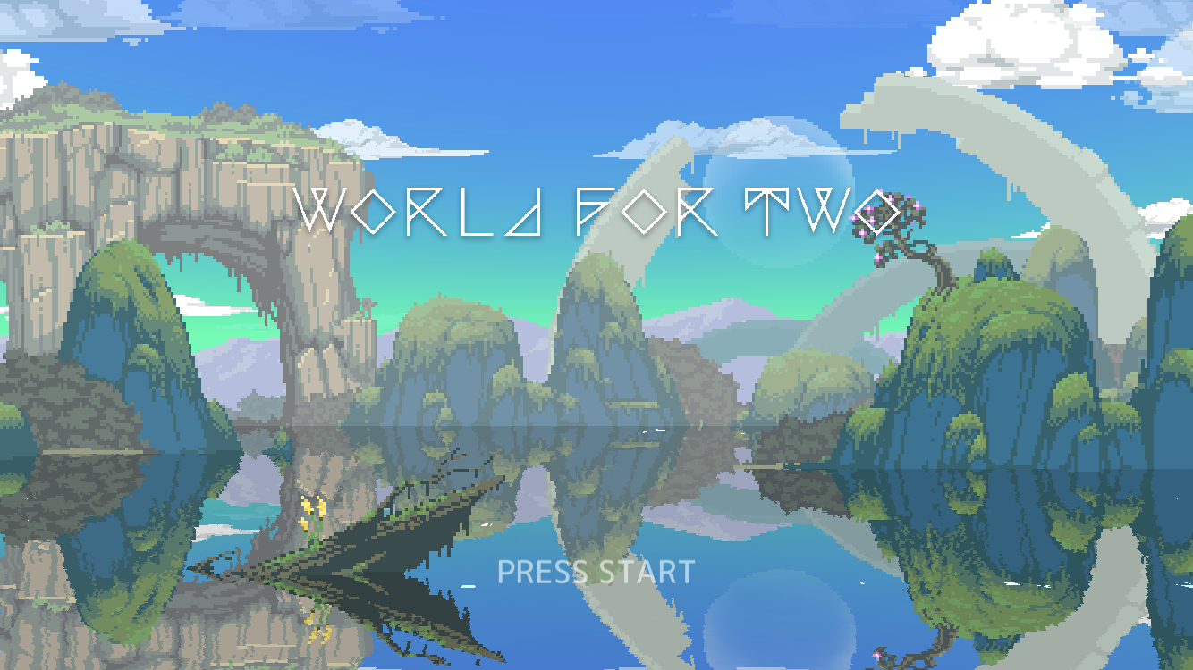 【World for Two】序盤攻略と評価まとめ!(ワールドフォーツー)