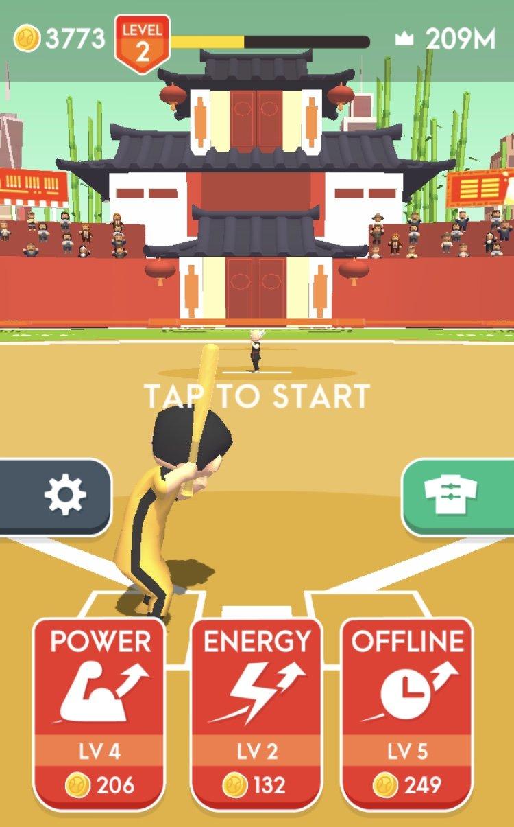 【カンフー野球】アプリの遊び方や裏技を紹介する!